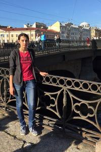Alena, Moscow, Rusia
