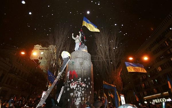 revolución Kiev