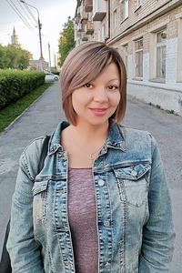 Olga Rusia / 166/61