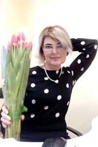 Svetlana, Moscow (Rusia), 56/166/63