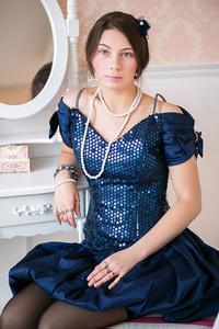 Anastasia Rusia / 166/52
