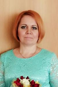 Larisa, Pervouralsk (Rusia), 48/160/68
