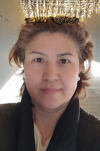 Jamilya Kazakhstán / 171/75