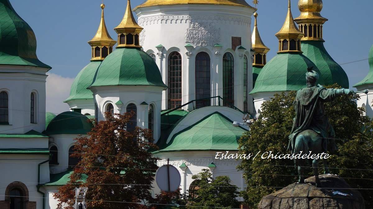 Santa Sofía, Kiev